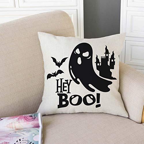 Shirt Luv Pillow Case New Halloween Throw Pillow Cushion Waist Pillow Case Sofa Pillow Case