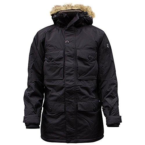 Dickies Salt Lake Parker Jacket Black