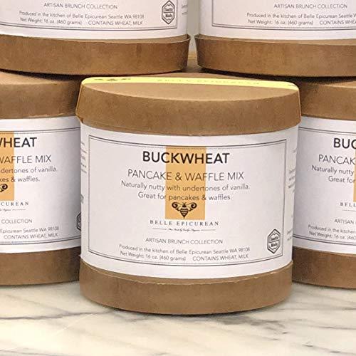 Belle Epicurean Buckwheat Pancake & Waffle Mix