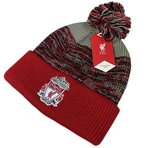 Liverpool FC Gorro de esquí Ferndale para invierno, 100% oficial GR