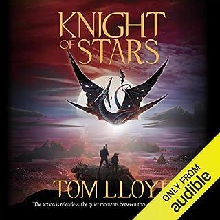 Knight of Stars audiobook cover art