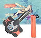 WSVULLD Natación con Dispositivo de Seguridad de la brújula de la Cintura, presión del Agua: 700 kg, Carga de Carga 100 kg-120kg