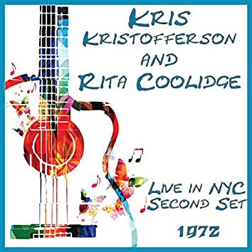 Live in NYC 1972 Second Set (Live)