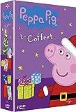 Pig-Coffret: À l'école + Les Bulles + Les étoiles + Peppa fête Noël