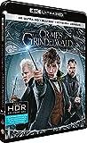 Les Animaux fantastiques : Les Crimes de Grindelwald [4K Ultra HD + Blu-Ray]
