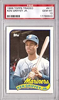 Best can griffey junior rookie card Reviews