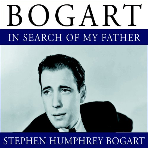 Bogart audiobook cover art