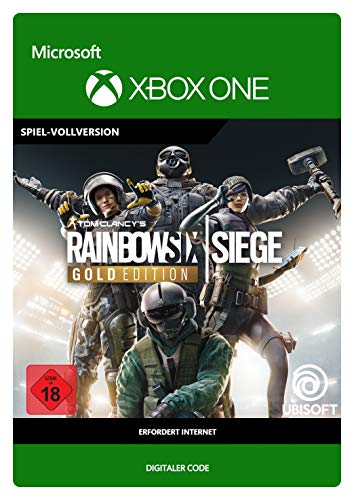 Tom Clancy's Rainbow Six Siege: Year 5 Gold Edition | Xbox One - Download Code