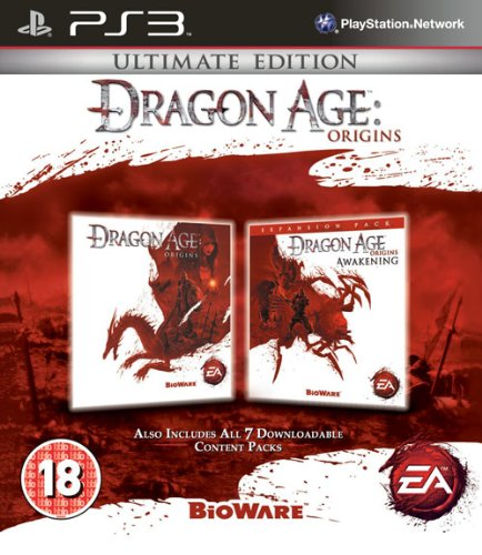 [UK-Import]Dragon Age Origins Ultimate Edition Game PS3