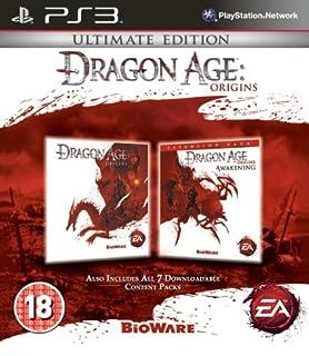 Dragon Age: Origins - Ultimate Edition (PS3) [Importación inglesa] (B0042RUDN6)   Amazon price tracker / tracking, Amazon price history charts, Amazon price watches, Amazon price drop alerts