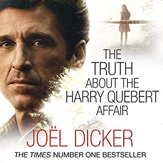 The Truth About the Harry Quebert Affair cover art