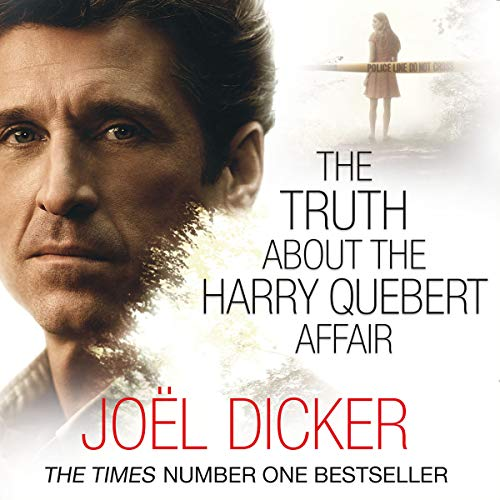 The Truth About the Harry Quebert Affair audiobook cover art