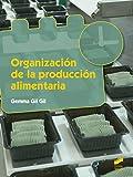 Organización de la producción alimentaria: 6 (Industria alimentarias)...