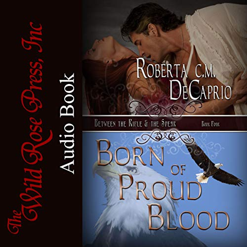Born of Proud Blood audiobook cover art