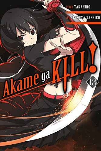 Akame ga KILL! Vol. 13 (English Edition)