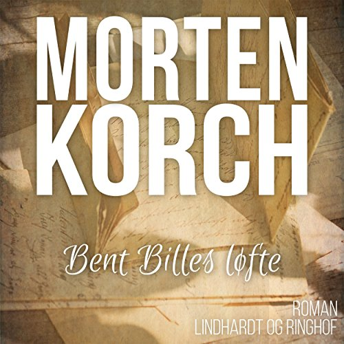 Bent Billes løfte audiobook cover art