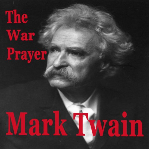 The War Prayer audiobook cover art