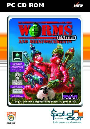 Worms United (PC CD) by Sold Out Software