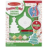 Melissa & Doug Decorate-Your-Own Christmas Ornaments (Great Gift for Girls and Boys - Best for 8, 9, 10, 11, 12 Year Olds and Up)