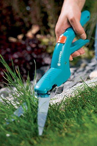 Gardena Comfort Grasschere Drehbar Ideale Gartenschere Für Den Exakten Rasenkantenschnitt Geeignet Für Rechts Und Linkshänder Mit Ergonomischer Griffform Für Leichteres Schneiden 8735 20 Garten