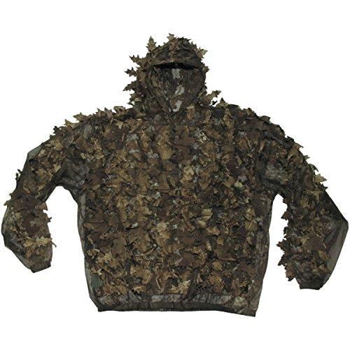 MFH Camo Suit Leaves Hunter Brown Size M-L