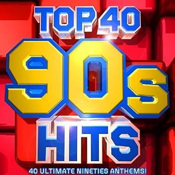 Top 40 90's Hits - 40 Ultimate Nineties Anthems!