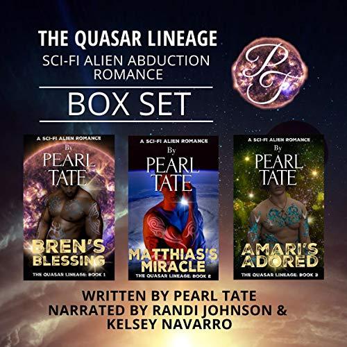 The Quasar Lineage cover art