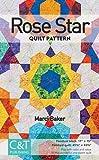 Rose Star Quilt Pattern