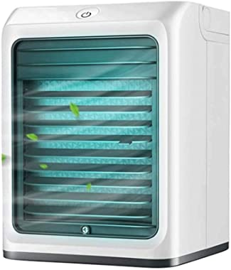 Big Shark Portable Air Conditioner 3-in-1 Floor AC Unit with 2 Fan Speeds, Remote Control and Digital LED Display, USB Water Cooling Mobile air Conditioner