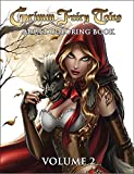 Grimm Fairy Tales Adult Coloring Book Volume 2
