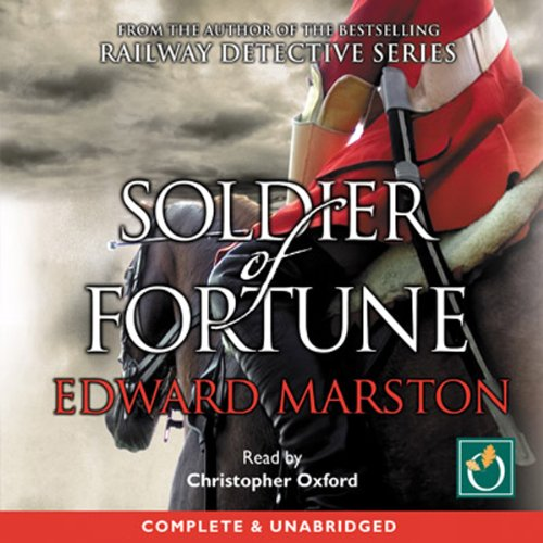 Soldier of Fortune audiobook cover art