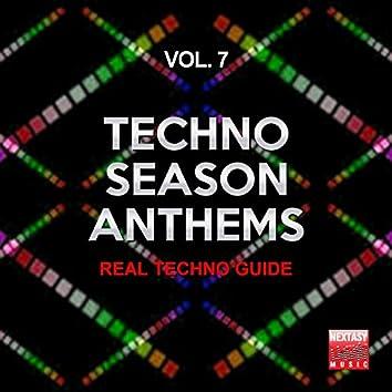 Techno Season Anthems, Vol. 7 (Real Techno Guide)
