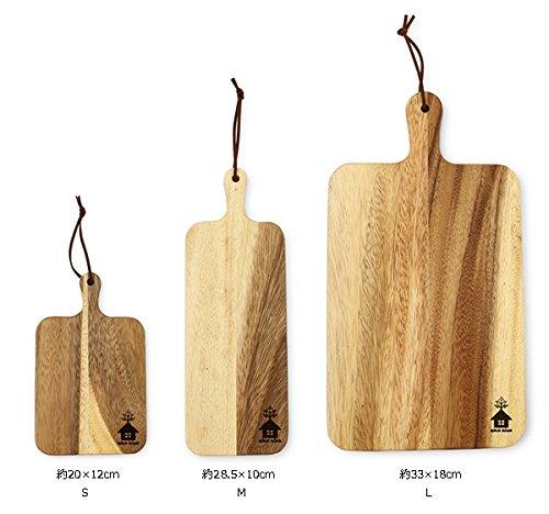 まな板 トレー アカシア カッティングボード L 木製 45076138