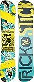 Rossignol Hombres de Snowboard trickstick AF, Hombre, Trickstick AF, Amarillo, 150 cm