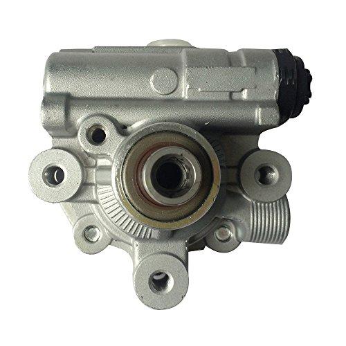DRIVESTAR 21-5439 Power Steering Pump Power Assist Pump for Chrysler 300 2005-2010, 2005-2008 Dodge Magnum 2.7L 3.5L, 2006-2010 Dodge Charger 2.7L 3.5L, 2009-2010 Dodge Challenger 3.5L Chrysler 300 Steering Pump