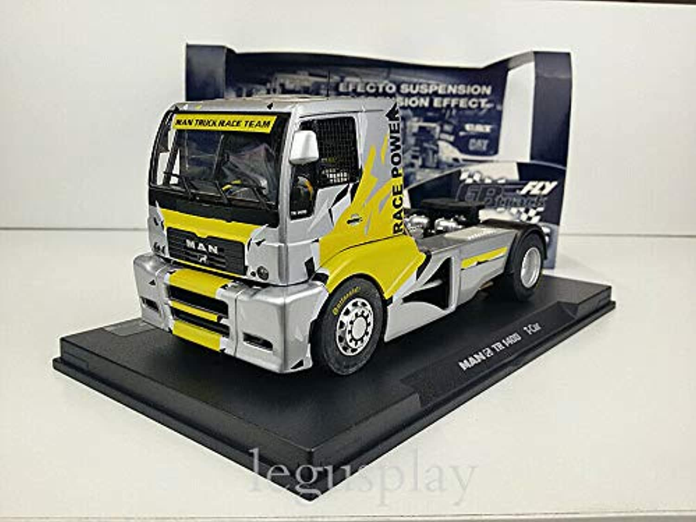se descuenta FLy Slot Slot Slot Scalextric GBtrack 08021 Man TR 1400 T-Coche Fia ETRC 2000 Truck 47  de moda