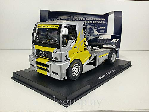 FLy Slot Scalextric GBtrack 08021 Compatible Man TR 1400 T-Car Fia ETRC 2000 Truck 47