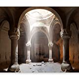 murando Fotomurales 400x280 cm XXL Papel pintado tejido no tejido Decoración de Pared decorativos Murales moderna de Diseno Fotográfico Arquitectura d-B-0050-a-a