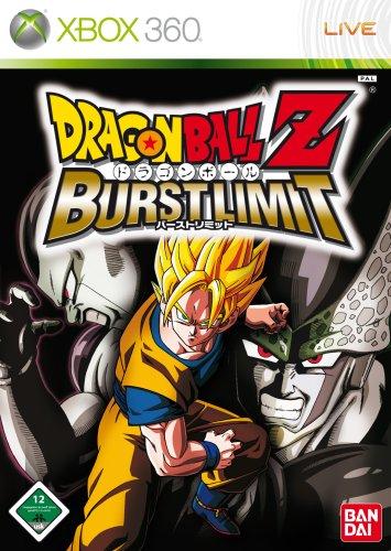 Atari Dragonball Z - Burst Limit - Juego (DEU)