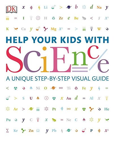 Help Your Kids with Science (DKYR): A Unique Step-by-Step Visual Guide