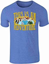 This is an Adventure Minimalist Graphic Tee T-Shirt for Men