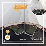 Zoom IMG-2 skandika comanche tipi wigwan tenda