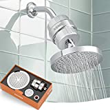 Best Hard Water Shower Filters - ADOVEL High Output Shower Head and Hard Water Review