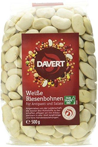 Davert Weiße Riesenbohnen, 4er Pack*