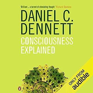 Page de couverture de Consciousness Explained