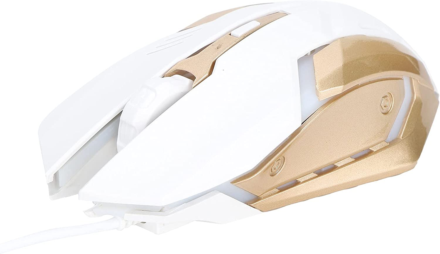 Wired Gaming Mouse Ergonomic Design RGB Weekly update Product Light Breathing Backlit