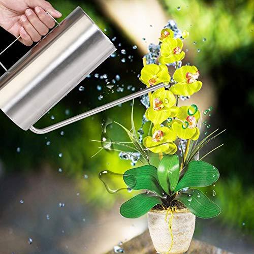 Kettle Irrigatie Gieter Tuingereedschap cilindrische Bonsai Bloemen Long Mouth Praktische Plant Sprinkler RVS