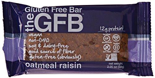 GFB Bars Oatmeal Raisin Bar