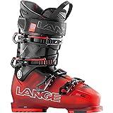 Lange SX 100 Tr Red Black - Zapatillas de esquí para adulto (talla 27)