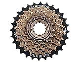 bmc-world | Shimano MF-TZ500, corona dentada, piñón libre de 7 velocidades, bicicleta, bicicleta eléctrica, bicicleta eléctrica Pedelec.